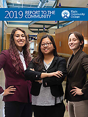 2019 Community Report Cover